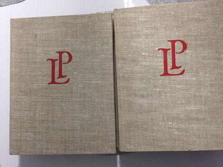 Literatura Polska tom1 i 2