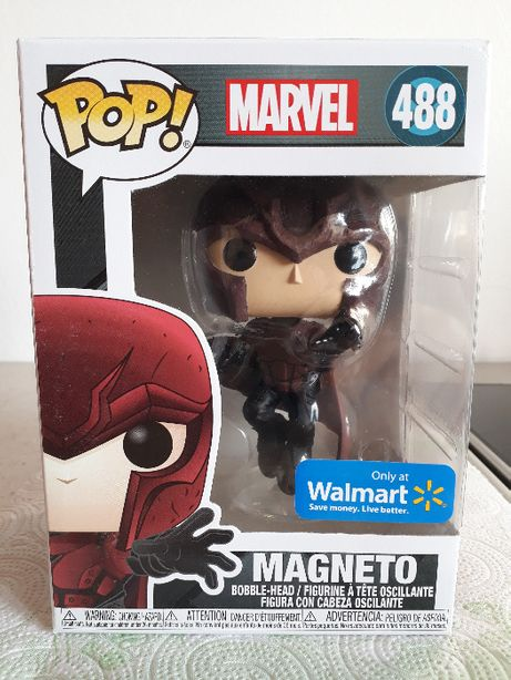 Funko POP Marvel Young Magneto