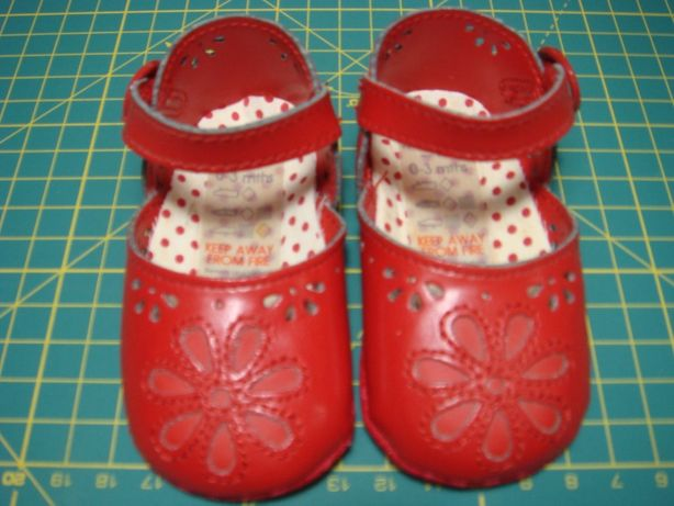 Ажурные туфельки для девочки малышки.Miniclub