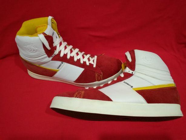 Кожаные термо ботинки 45 размер