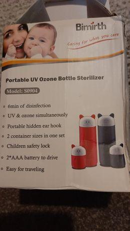 Sterylizator UV do butelek i smoczkow