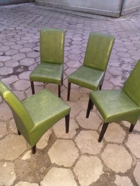 Krzesła 4 sztuki - komplet