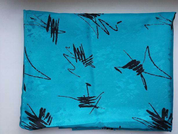 Шелк искусственный ткань отрез