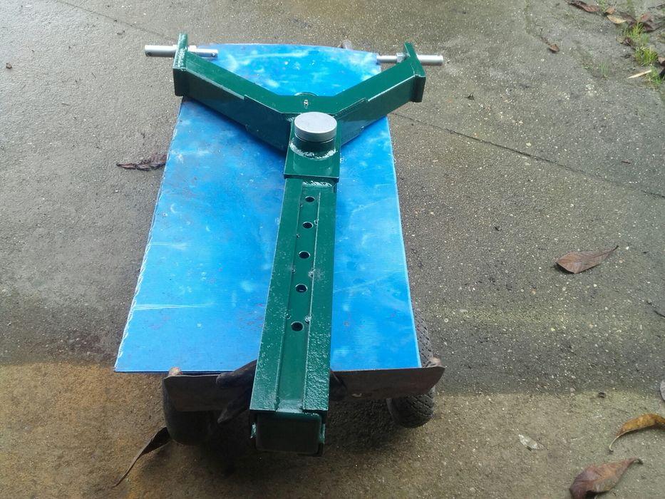 Timon push gancho para tractor Rio Tinto - imagem 1