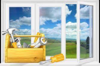 Мастер по ремонту окон и дверей