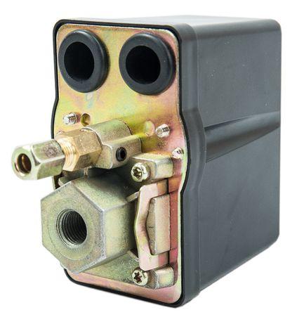 Presostat wyłącznik ciśnieniowy do kompresora 400V (KOM33)