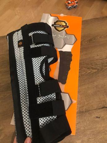 Фіксатор універсальний для колінного суглоба роз'ємний (тутор) 45 см