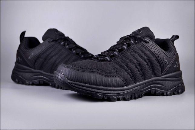 Мужские кроссовки BS-X Wind Roof Black, Еврозима