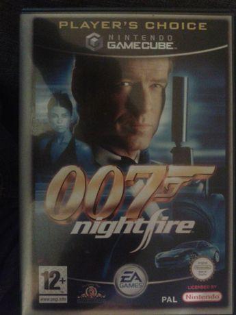 James Bond 007 Nightfire Gamecube