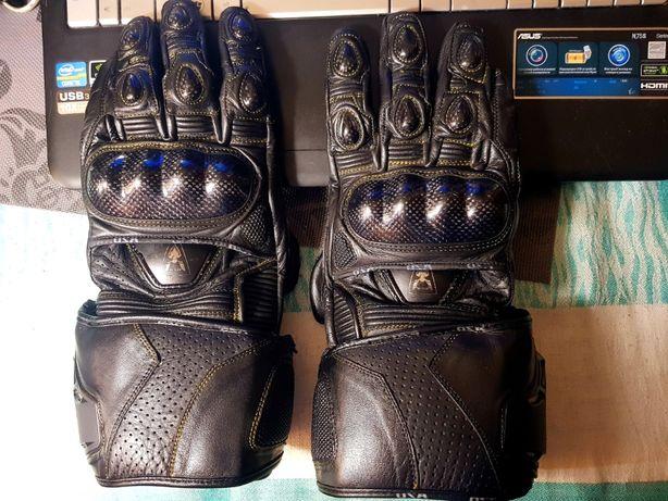 Продам мото перчатки osa ALIEN ПОДЕШЕВЕЛ
