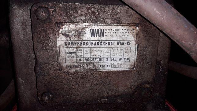 kompresor WAN