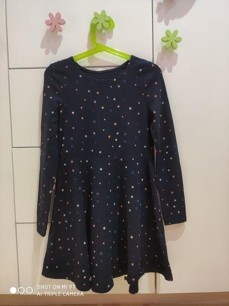 H&M sukienka 122/128