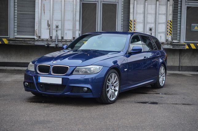 BMW E91 LCI 330D 245km pełny M Pakiet, CIC, łopatki, bogata opcja