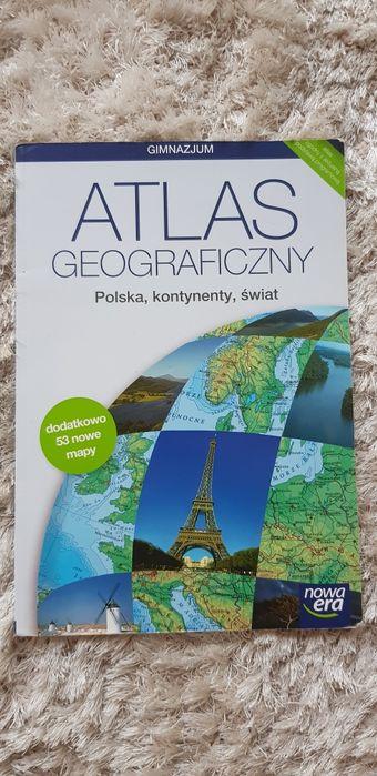 Atlas geograficzny NOWA ERA Częstochowa - image 1
