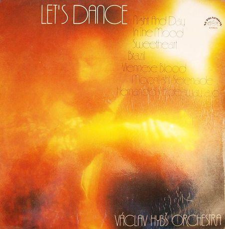 LET'S DANCE Vaclav Hybś Orchestra - Płyta LP Vinyl 33
