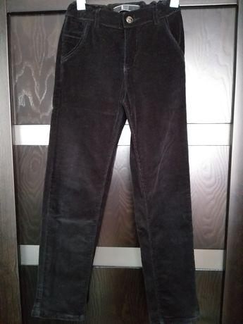 Теплые брюки в школу осень мальчику р146