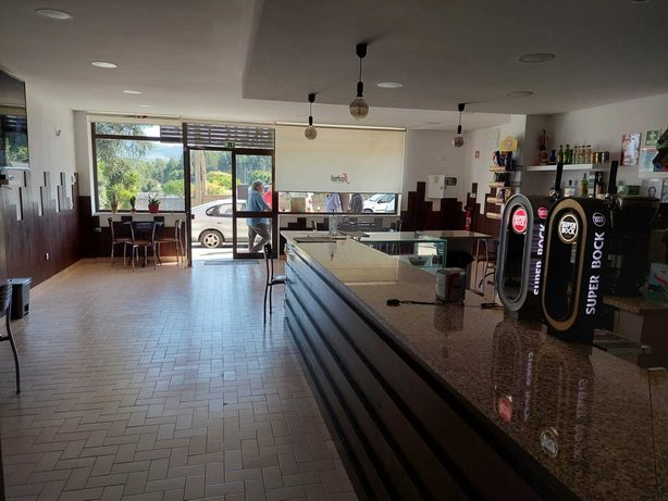 Trespasse de negócio (Café) - Oliveira de Azeméis