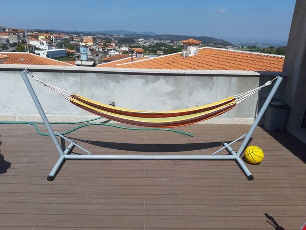 Cama rede baloiço