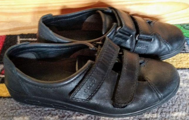 Туфли ecco кожаные для подростка