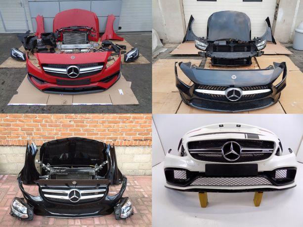 Запчасти Mercedes A W176 177, B W246 W242, C W203 W204 W205 с разборки