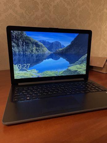 Продам ноутбук HP 15-da0338ur Grey