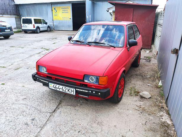 Ford Fiesta mk2 1988