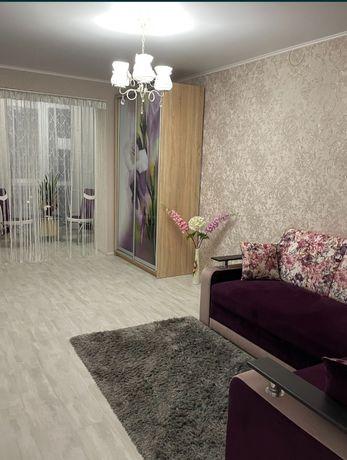 Продаж квартири з ремонтом по ціні чорнової на Вишеньці в новобудові