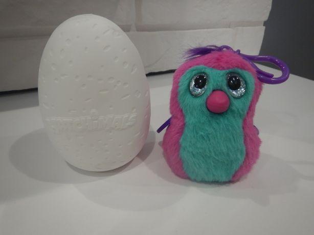 Hatchimals w jajku maskotka z dźwiękiem