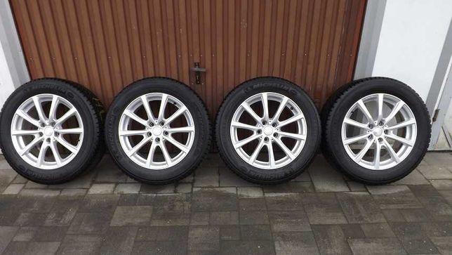 Koła zimowe Alufelgi 5x112 7,5Jx18 ET35 235/55/18 Audi Vw Q3