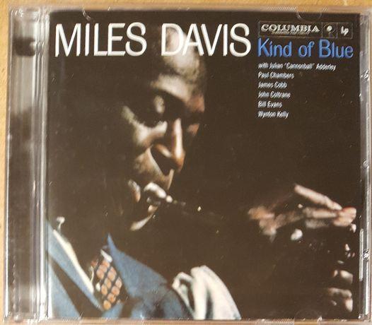 Miles Davis - Kind Of Blue na CD