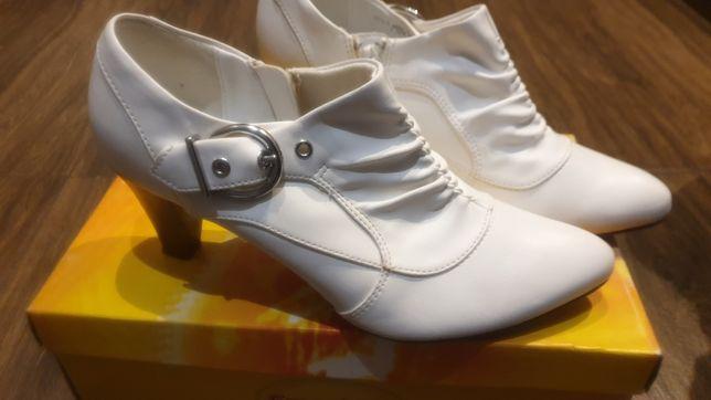 NOWE buty z Deichmana