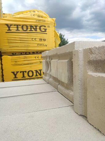 Bloczek Ytong 24cm pełna oferta pustak komórkowy gazobeton dostawa HDS