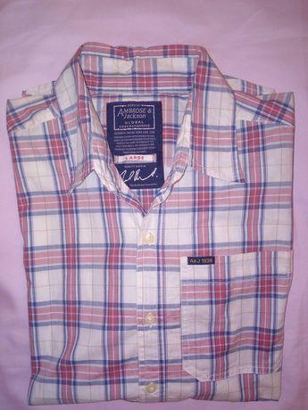 AMBROSE & Jackson koszula męska L