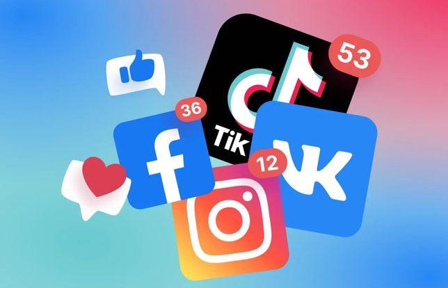 Настройка таргетированной рекламы в Facebook/Instagram/TikTok