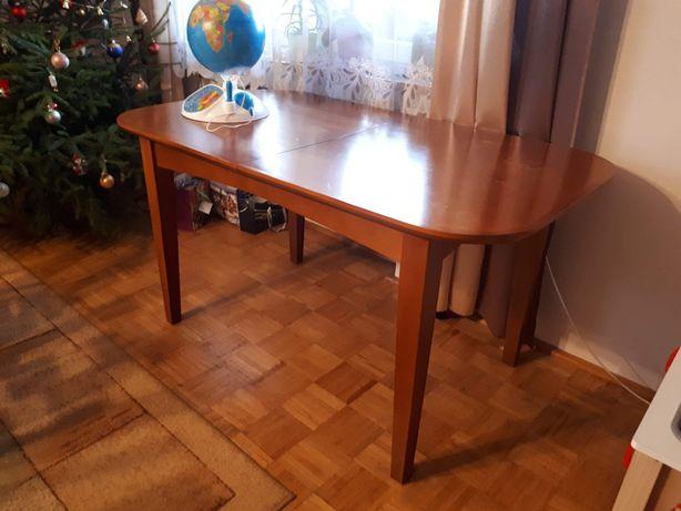 Stół rozkładany i krzesła