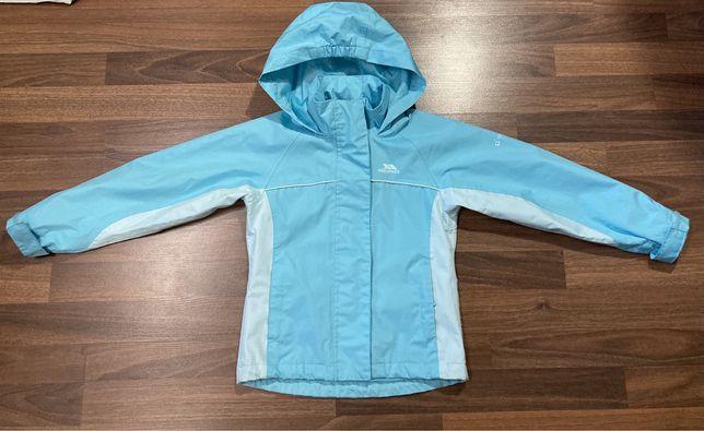 Термо куртка Kids Trespass technical performance TP50 3000mm на 5/6 ле
