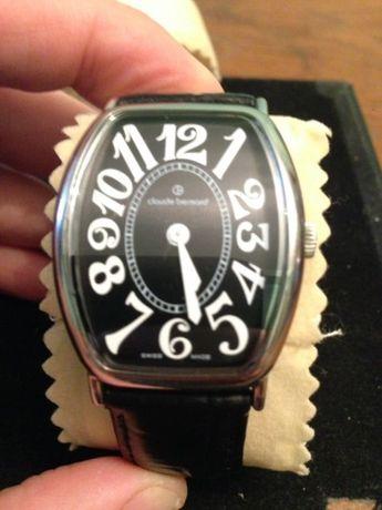 Продам солидные швейцарские часы cloude Bernard