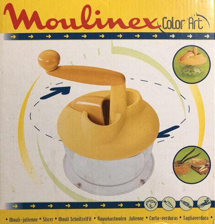 Овощерезка ручная Moulinex Color Art Mouli Julienne CX2