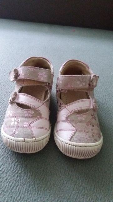 Buty dla dziewczynki roz. 23 Befado