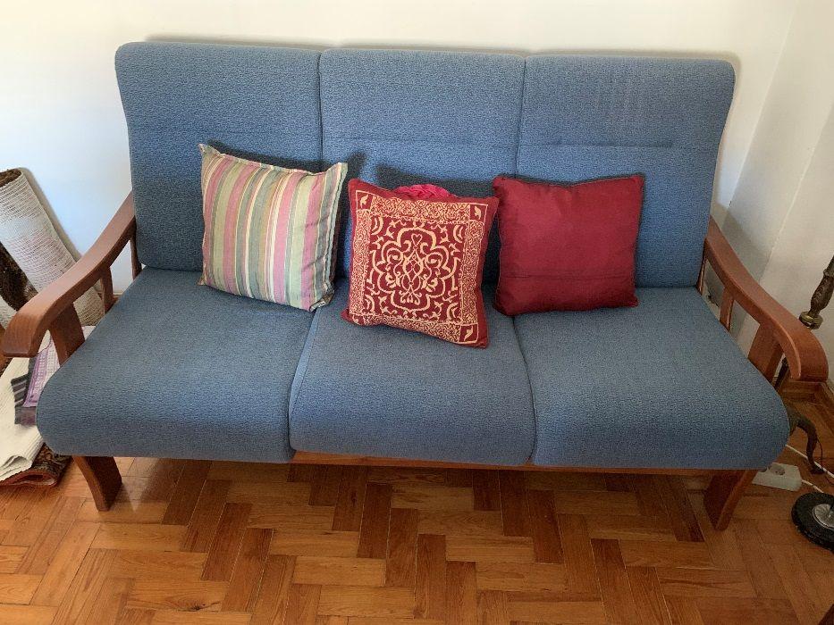 Sofa sala 3 lug Almada - imagem 1