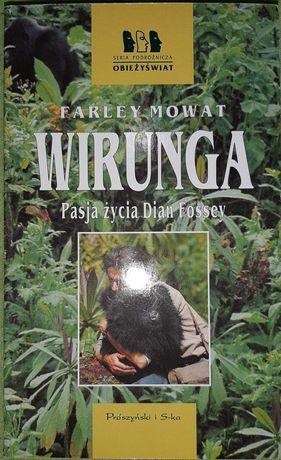 Farley Mowat - Wirunga. Seria Obieżyświat