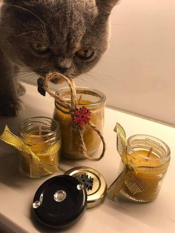 Świeczki sojowe naturalne świeczki zapachowe