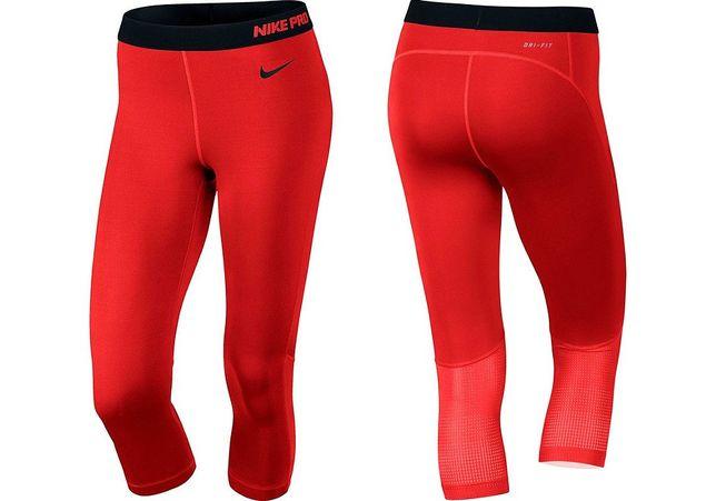 NIKE DRI-FIT Legginsy damskie 3/4 Nike Pro Hypercool r.M