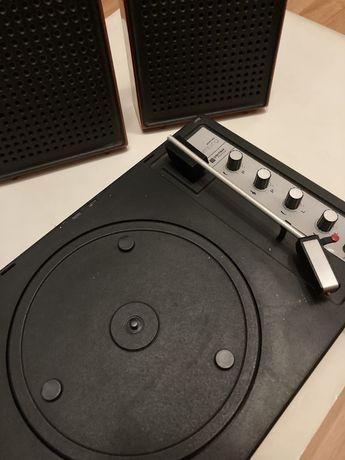Gramofon Camping Stereo - WG - 700F, lata 70-te, stary