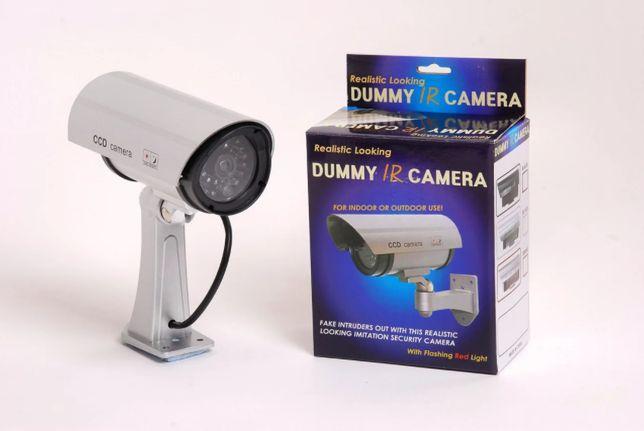Муляж Камеры Видеонаблюдения Dummy Ir Camera с Подсветкой подвесная