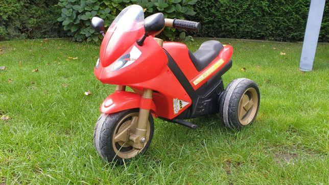 Smoby Motorek Elektryczny dla Dziecka