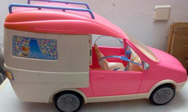 auto caravana / carro barbie
