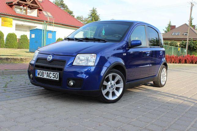 Fiat Panda 1.4 16V 100HP Sport 2006 Klima 6biegów WLKP 160 tys km WLKP