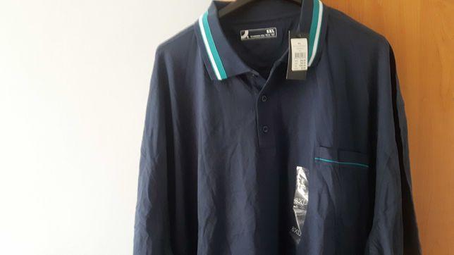 Nowa koszulka z metką 8 XL firmy Dressmann bawełna 100%