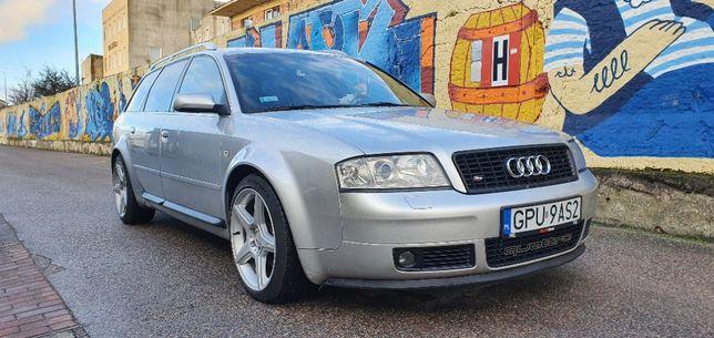 Audi S6 C5 4.2 benz/gaz 2000r